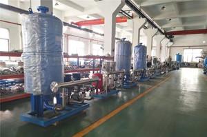 凯发app官方网站 无负压供水设备