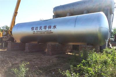 恒达无塔供水设备