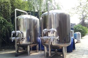 不锈钢净化水设备
