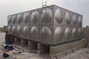 大发体育 水箱設備