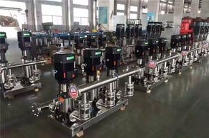 菲银在线变频供水设备