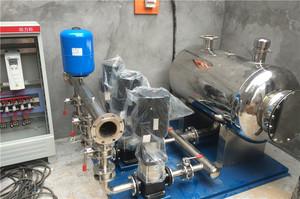 AG可以刷水的游戏无负压供水设备
